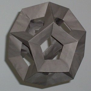 pierced dodecahedron